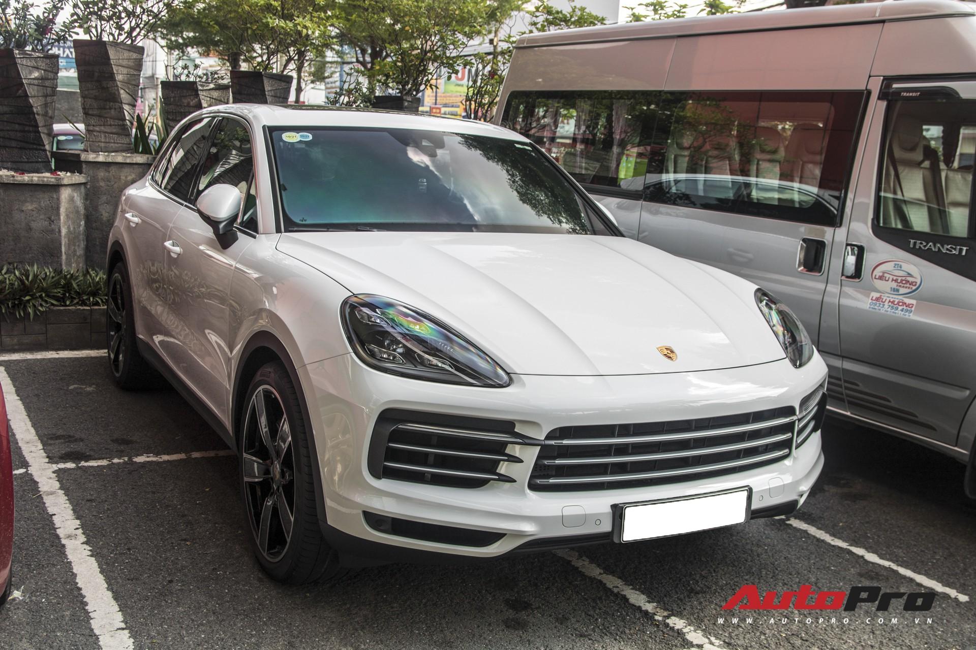 Cường Đô-la, Đàm Thu Trang mạnh tay chi hơn 7 tỷ đồng tậu Porsche Cayenne S thế hệ mới - Ảnh 6.