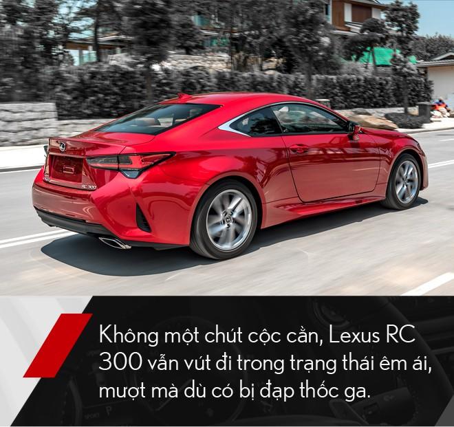 Đánh giá Lexus RC 300: Xe thể thao mang quá nhiều bất ngờ, đốn tim cả nữ giới - Ảnh 16.