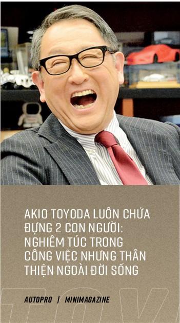 Cha truyền, con nối nhưng đời cháu nhà sáng lập Toyota đã giấu nhẹm thân thế để lột xác hãng xe Nhật như thế nào? - Ảnh 4.