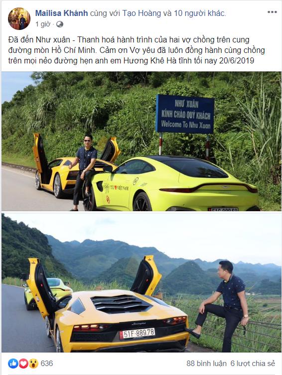 Hậu Car Passion 2019, Hoàng Kim Khánh một mình chạy cung đường mòn Hồ Chí Minh với 2 siêu phẩm độc nhất Việt Nam - Ảnh 1.