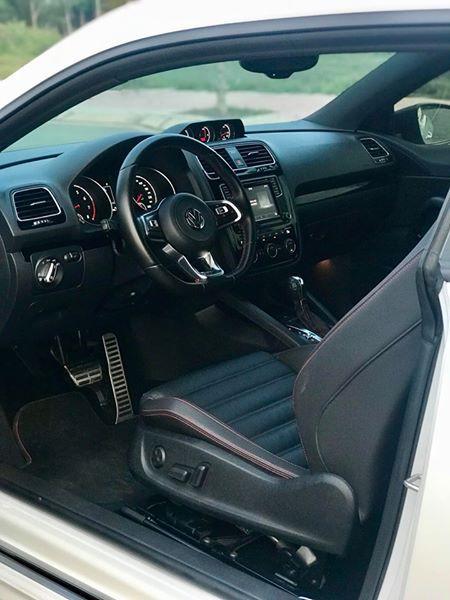 Xe dân chơi Volkswagen Scirocco GTS rẻ hơn vài trăm triệu đồng sau chưa đầy 1 năm sử dụng - Ảnh 4.