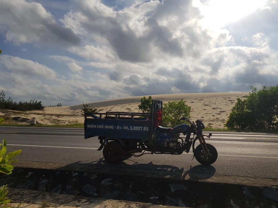 Người đàn ông chạy xe ba gác vượt 1.400km từ Sài Gòn về Nghệ An: Nghĩ tới 5 triệu xót tiền, tôi tự phượt còn hơn nhưng chia sẻ tiếp theo còn gây sốc hơn - Ảnh 4.