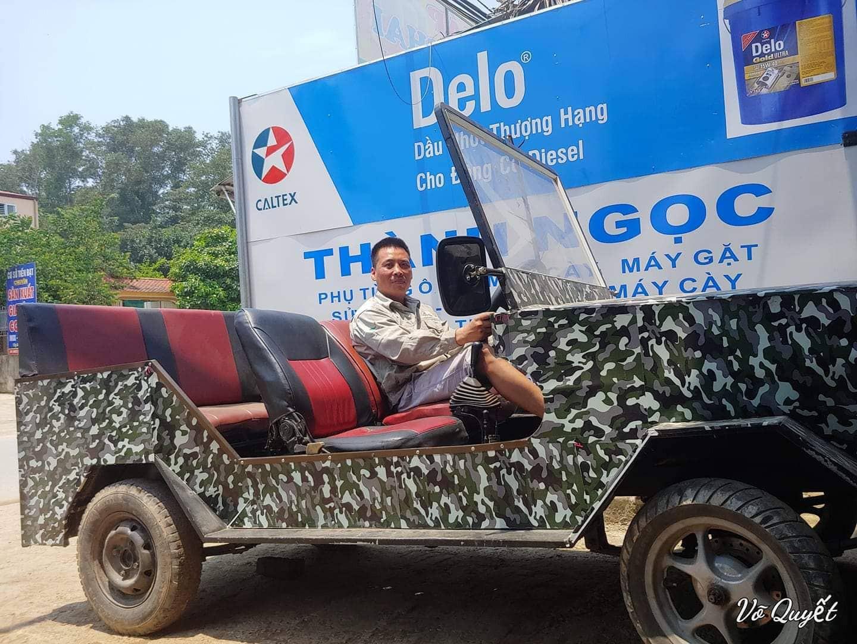 Người đàn ông chạy xe ba gác vượt 1.400km từ Sài Gòn về Nghệ An: Nghĩ tới 5 triệu xót tiền, tôi tự phượt còn hơn nhưng chia sẻ tiếp theo còn gây sốc hơn - Ảnh 8.