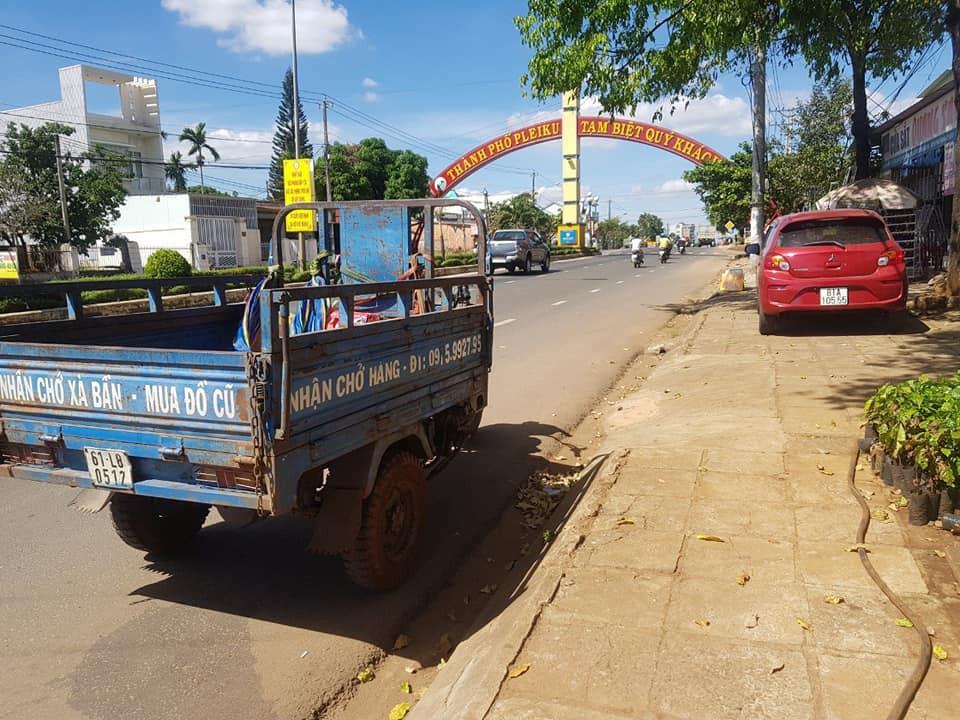 Người đàn ông chạy xe ba gác vượt 1.400km từ Sài Gòn về Nghệ An: Nghĩ tới 5 triệu xót tiền, tôi tự phượt còn hơn nhưng chia sẻ tiếp theo còn gây sốc hơn - Ảnh 6.