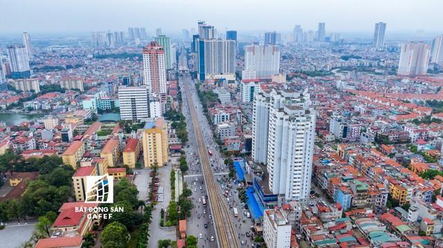 Sau 11 năm xây dựng, hình hài toàn tuyến metro đầu tiên của Việt Nam tại Hà Nội hiện nay như thế nào? - Ảnh 18.