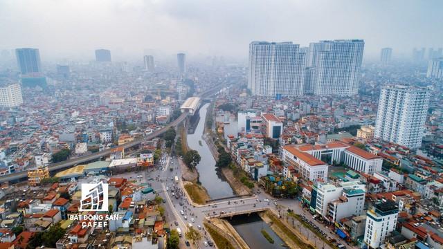 Sau 11 năm xây dựng, hình hài toàn tuyến metro đầu tiên của Việt Nam tại Hà Nội hiện nay như thế nào? - Ảnh 7.