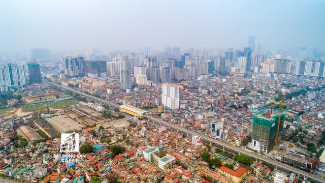 Sau 11 năm xây dựng, hình hài toàn tuyến metro đầu tiên của Việt Nam tại Hà Nội hiện nay như thế nào? - Ảnh 8.