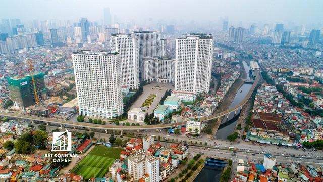 Sau 11 năm xây dựng, hình hài toàn tuyến metro đầu tiên của Việt Nam tại Hà Nội hiện nay như thế nào? - Ảnh 9.