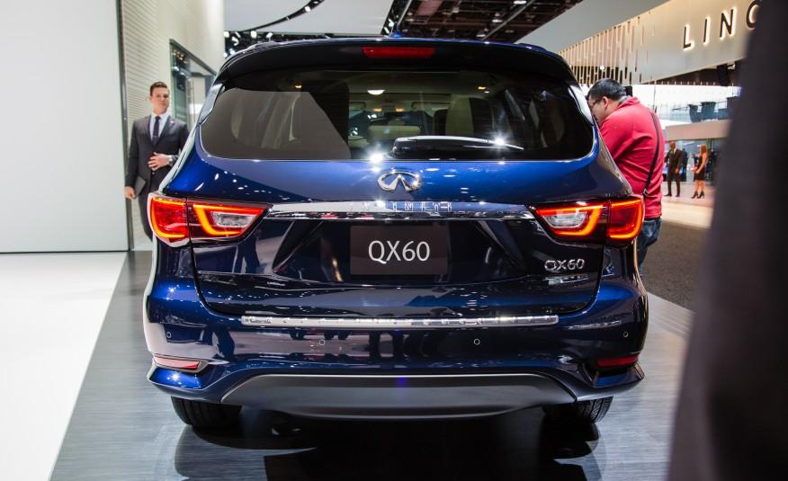 giá xe Infiniti QX60 2016