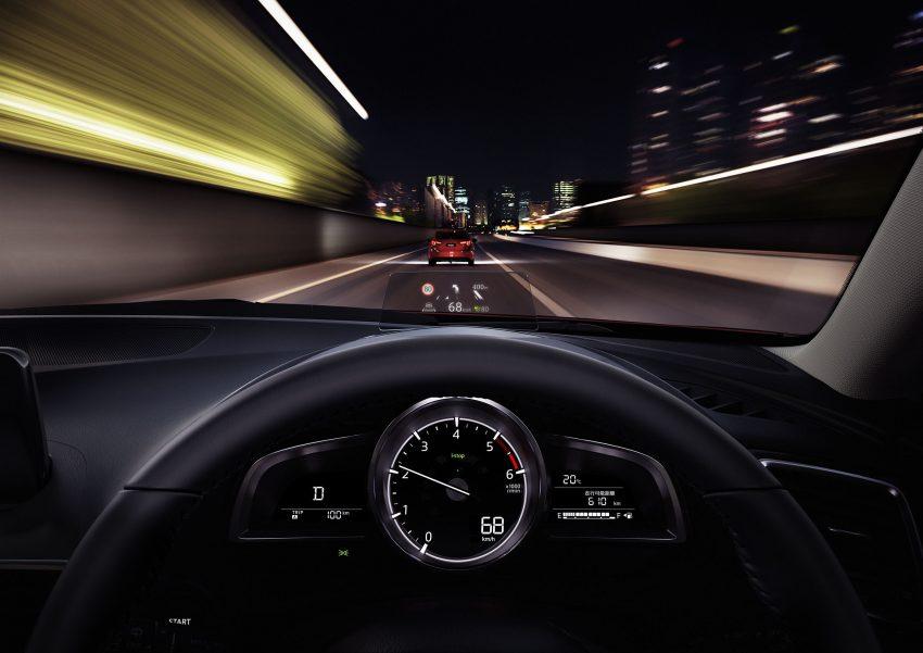 Đánh giá Mazda 3 2017 về nội thất