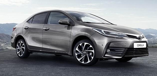 Toyota Altis 2017 khi nào về Việt Nam, giá bao nhiêu?