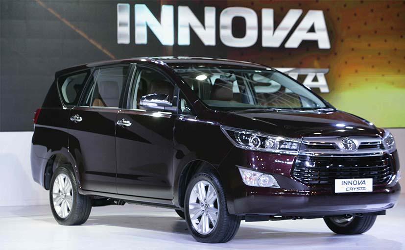 Toyota Innova Crysta máy xăng chính thức trình làng với 3 phiên bản 2