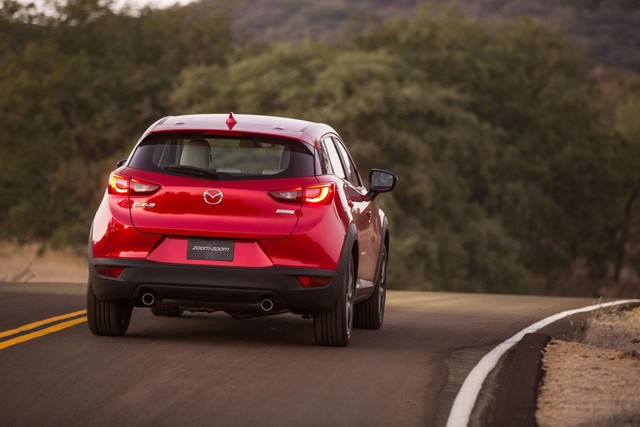 Mazda CX-3 2016 rục rịch xâm nhập vào  thị trường Việt  3