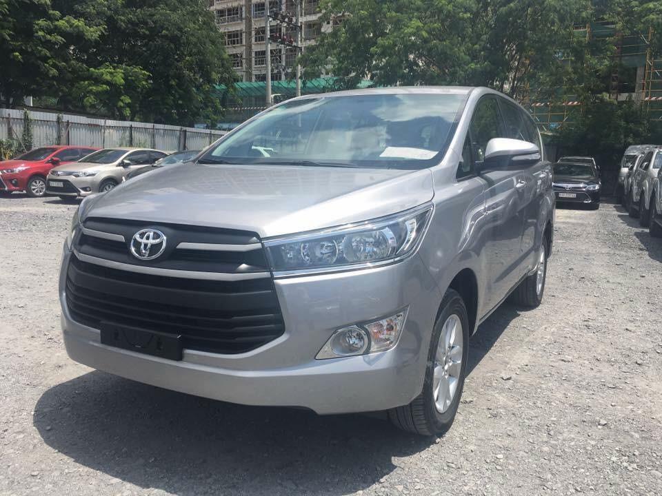Rò rỉ ảnh Toyota Innova 2016 sắp ra mắt tại Việt Nam 2
