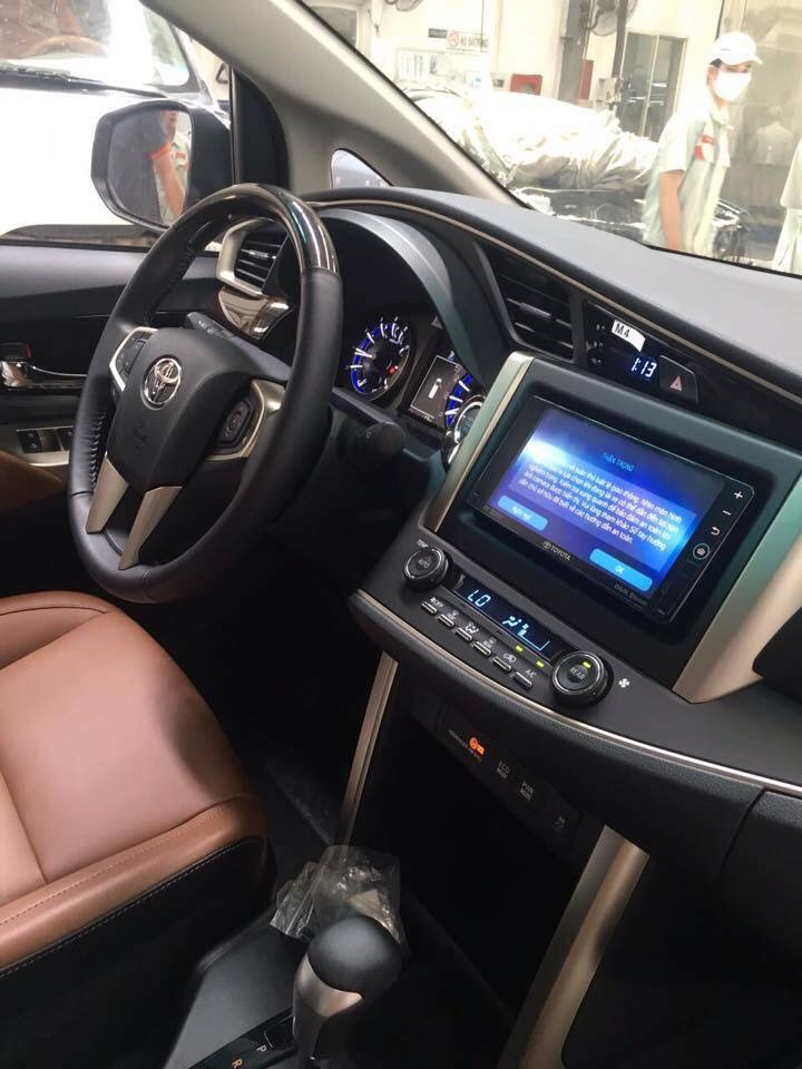 Rò rỉ ảnh Toyota Innova 2016 sắp ra mắt tại Việt Nam 7