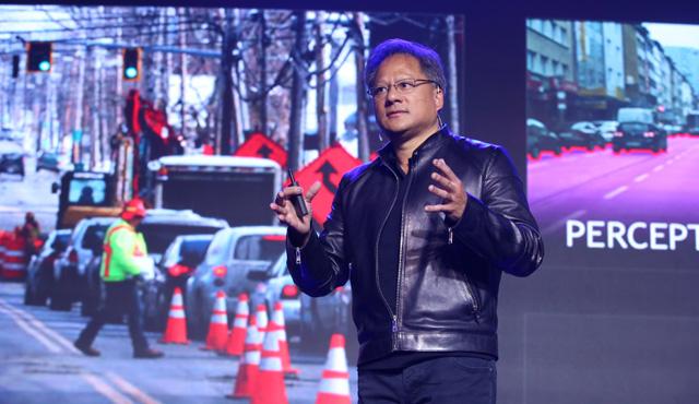 CEO Nvidia, Jen-Hsun Huang