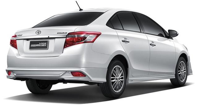 Toyota Vios 2016 facelift sắp về Việt Nam với nhiều thiết kế mới hiện đại hơn? 5