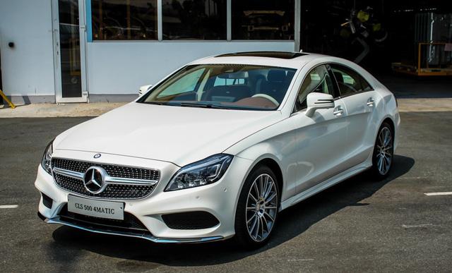 Mặc dù có kiểu dáng khá giống một chiếc coupe, nhưng Mercedes CLS không phải là một chiếc coupe đích thực.