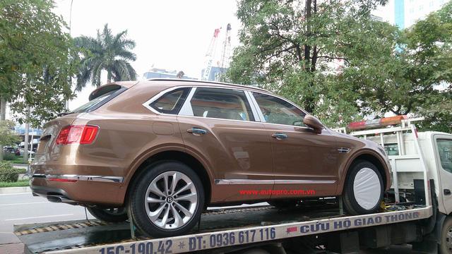 Hành trình đưa xe sang Bentley Bentayga chính hãng đầu tiên về Hà Nội 2
