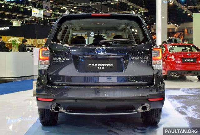 Hiện chưa rõ giá bán của Subaru Forester 2016 tại thị trường Thái Lan. Trong khi đó, Subaru Forester 2016 tại Malaysia có giá khởi điểm 144.160 RM, tương đương 811 triệu Đồng. Con số tương ứng của bản 2.0i-P là 153.700 RM, tương đương 865 triệu Đồng. Đắt nhất đương nhiên là bản 2.0 XT có giá 210.940 RM, tương đương 1,187 tỷ Đồng.