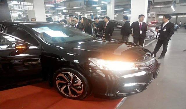 Honda Accord 2016 được dự đoán có giá cao hơn phiên bản cũ.
