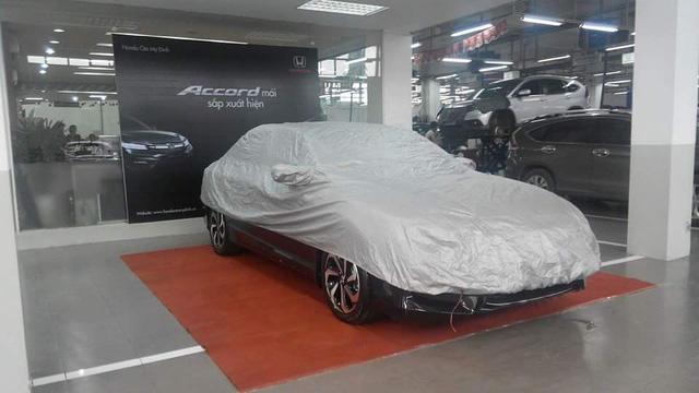 Honda Accord 2016 sắp ra mắt tại Việt Nam.