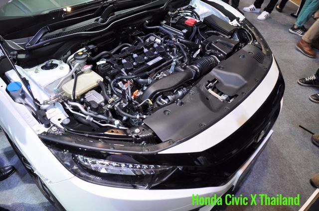 Trong khi đó, bản trang bị cao cấp nhất đi kèm động cơ 4 xy-lanh, tăng áp, dung tích 1,5 lít có công suất tối đa 173 mã lực tại vòng tua máy 5.500 vòng/phút và mô-men xoắn cực đại 220 Nm tại dải vòng tua 1.700 - 5.500 vòng/phút. Cả hai động cơ đều kết hợp với hộp số CVT.