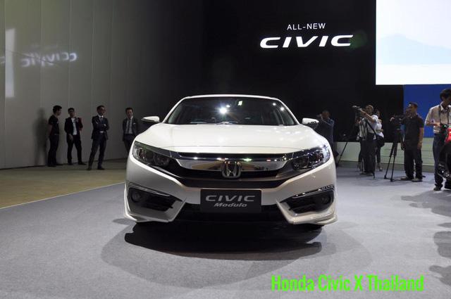 Có thể nói, Honda Civic thế hệ mới là một trong những mẫu xe được người tiêu dùng Đông Nam Á nóng lòng chờ đợi nhất.