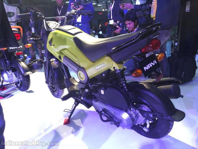 Trong triển lãm Auto Expo 2016, hãng Honda đã trưng bày 3 phiên bản khác nhau của Navi, cụ thể là Navi Street, Navi Adventure và Navi Off-road. Hãng Honda cho biết, Navi là mẫu mô tô đầu tiên do trung tâm nghiên cứu và phát triển tại Ấn Độ chế tạo 100%, từ giai đoạn ý tưởng đến sản xuất thương mại.