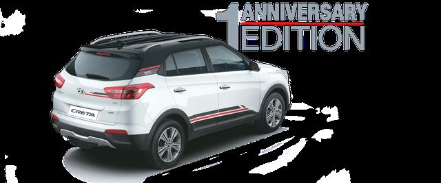 Hyundai Creta thêm 2 phiên bản mới: bản đặc biệt và bản máy xăng E+  2