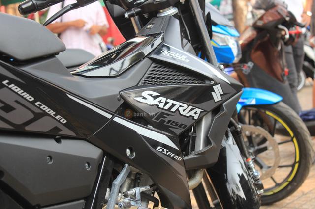 Suzuki Satria F For Sale