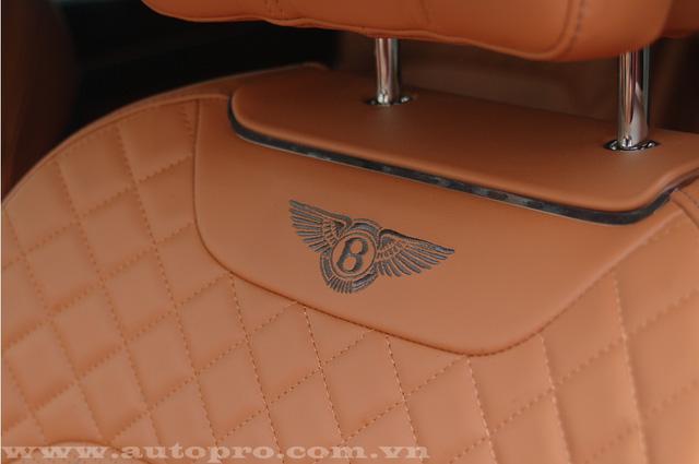 Soi chi tiết nội thất Bentley Bentayga mẫu SUV hạng sang giá 23 tỷ tại Việt Nam 12