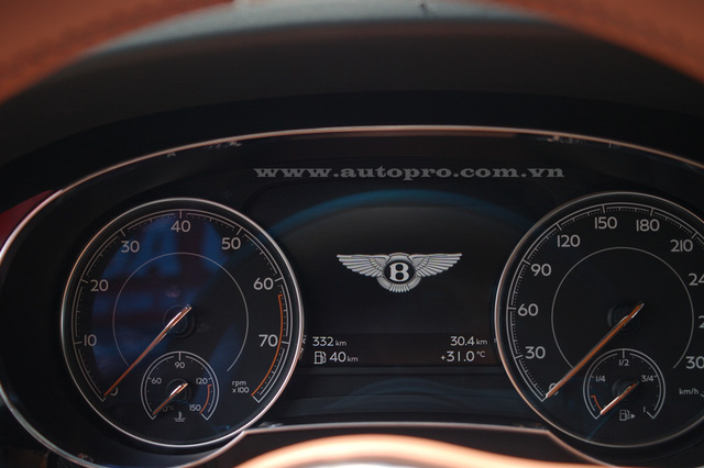 Soi chi tiết nội thất Bentley Bentayga mẫu SUV hạng sang giá 23 tỷ tại Việt Nam 7