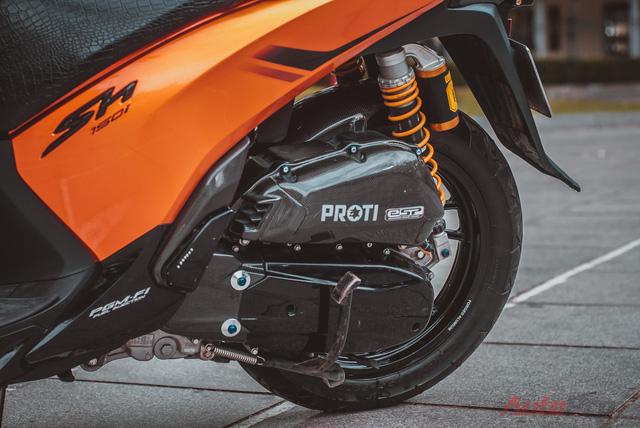 Ngắm Honda SH độ đẹp & cá tính của một 9x Hà Thành 9