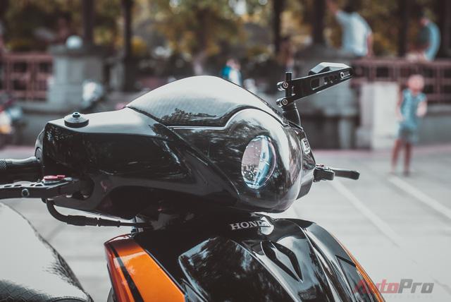 Ngắm Honda SH độ đẹp & cá tính của một 9x Hà Thành 4