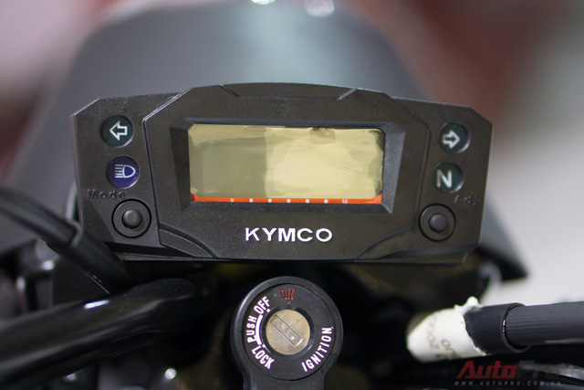 Kymco K-Pipe 125 giá bao nhiêu? đánh giá thiết kế & vận hành xe 3