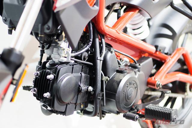 Kymco K-Pipe 125 giá bao nhiêu? đánh giá thiết kế & vận hành xe 15