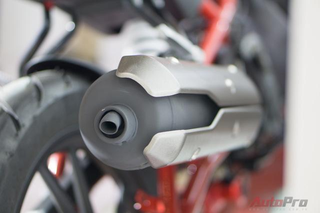 Kymco K-Pipe 125 giá bao nhiêu? đánh giá thiết kế & vận hành xe 12