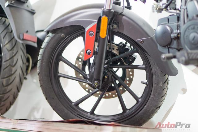 Kymco K-Pipe 125 giá bao nhiêu? đánh giá thiết kế & vận hành xe 14