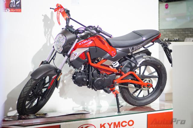 Kymco K-Pipe 125 giá bao nhiêu? đánh giá thiết kế & vận hành xe 2