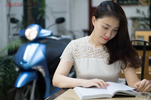 Xe hướng tới đối tượng khách hàng nữ giới, đặc biệt là sinh viên và nhân viên văn phòng.
