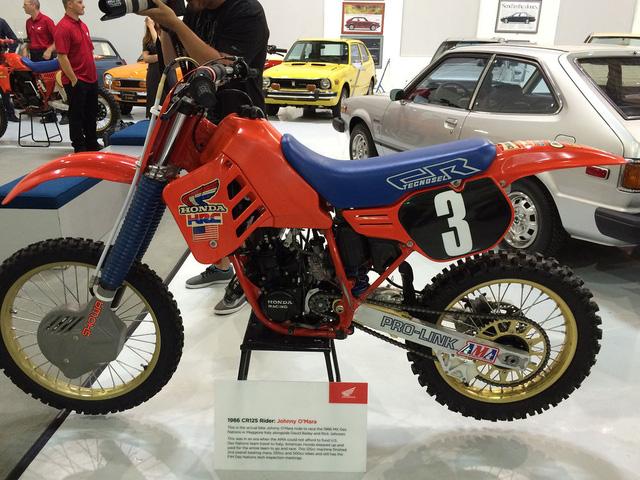 Điểm lại 10 mẫu xe cào cào hãng Honda đình đám nhất từ 1977 đến nay 6