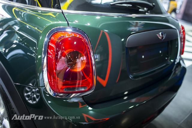Cận cảnh mẫu xe MINI One 5 cửa tại thị trường Việt 11