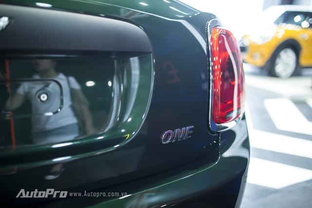 Cận cảnh mẫu xe MINI One 5 cửa tại thị trường Việt 13