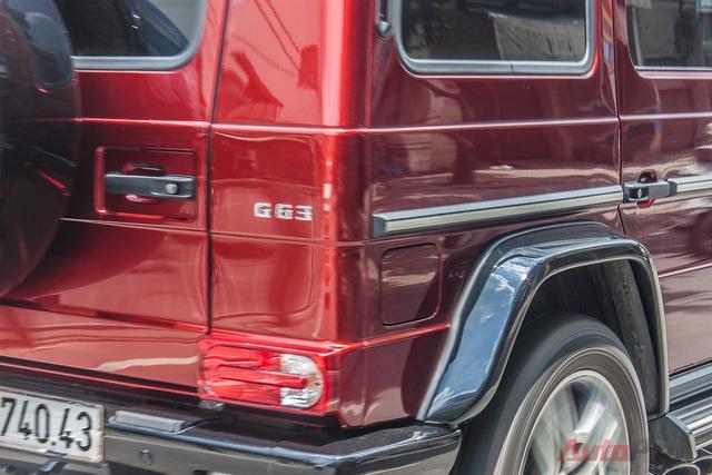 Theo giới thạo tin, để sở hữu màu sơn độc đáo này khách hàng đã chi trả thêm 700 triệu Đồng. Được biết, chiếc Mercedes-Benz G63 AMG màu độc này khi về nước có giá bán vào khoảng 8,3 tỷ Đồng.