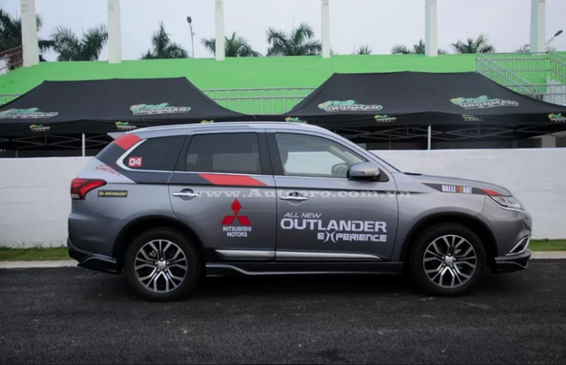 Mitsubishi Outlander 2016, đối thủ đáng gờm của Hyundai Tucson và Mazda CX-5 7