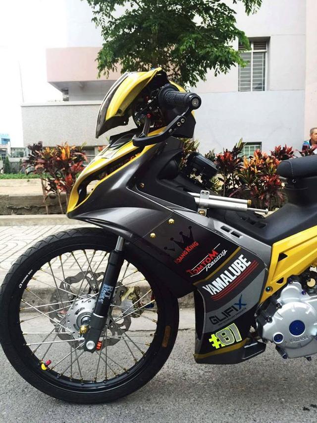 Ngắm Exciter 135 độ hết 50 triệu của một biker Gia Lai 6