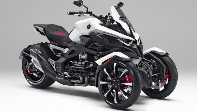 Concept Honda Neowing mà Honda từng giới thiệu năm 2015.