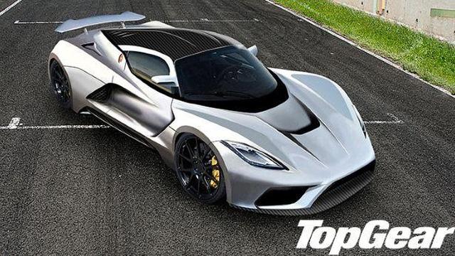 Hennessey Venom F5: Siêu xe có tốc độ 466,71 km/h