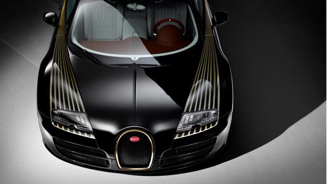 Siêu xe kế nhiệm Bugatti Veyron có công suất 1.500 mã lực